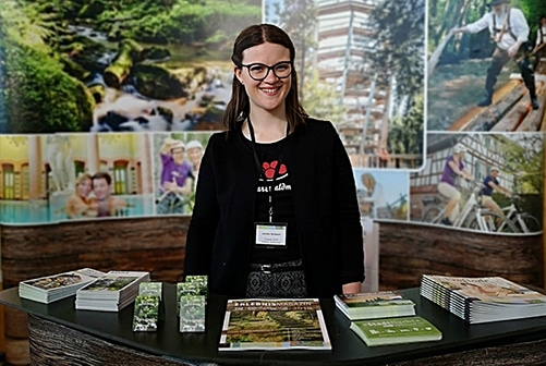 Jennifer Neubauer, Innenmarketing und Nachhaltigkeitsbeauftragte
