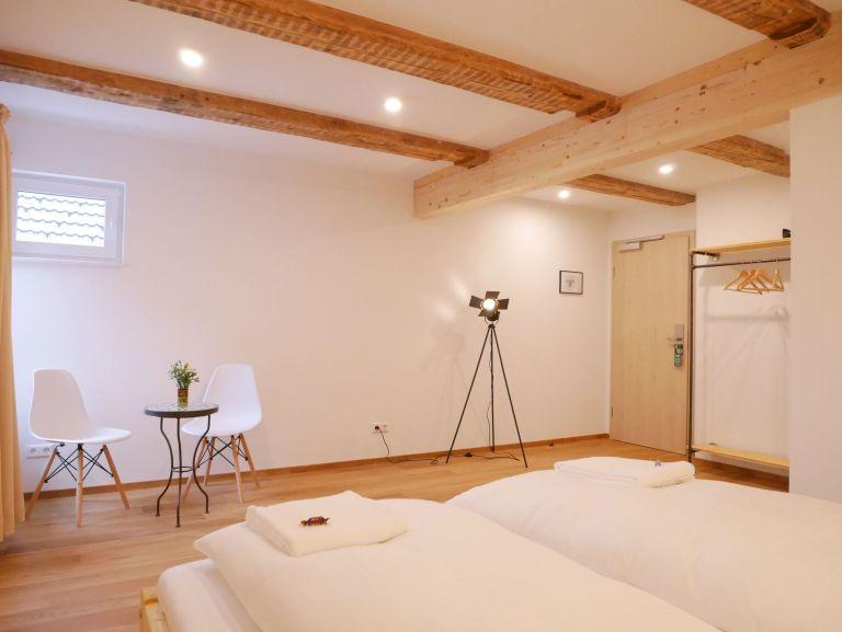 Die Zimmer des Thurner Wirtshaus