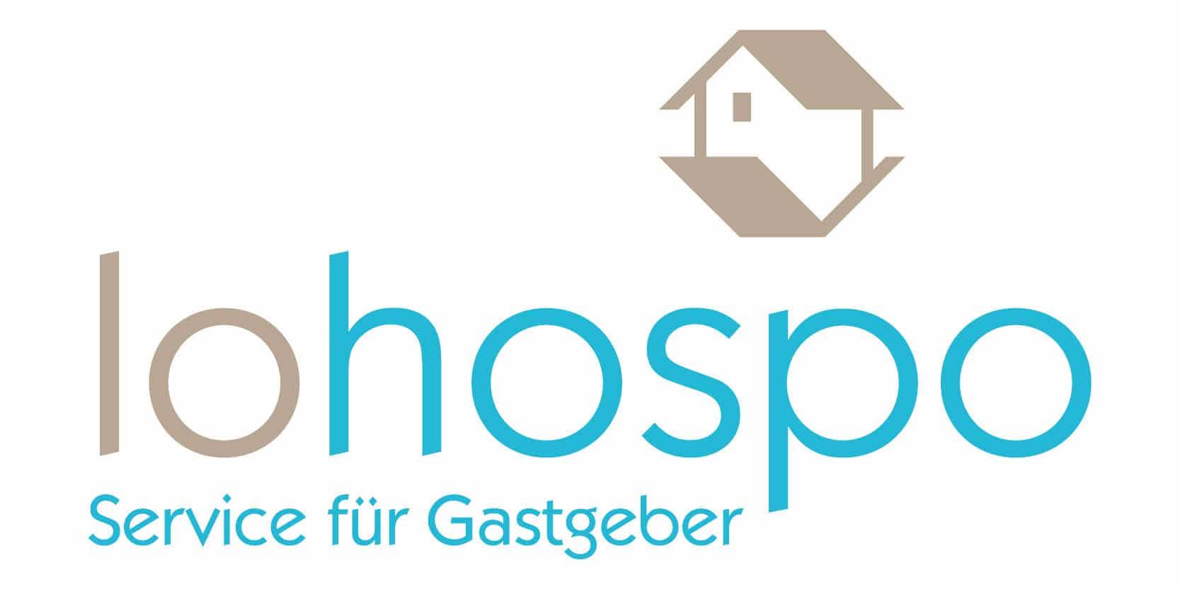 lOGO Lohospo Vertrieb für Ferienunterkünfte und Destinations